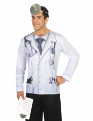 Camiseta doctor hombre