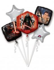 Pack globos aluminio Star Wars VII™