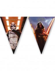 Guirnalda banderines Star Wars VII™