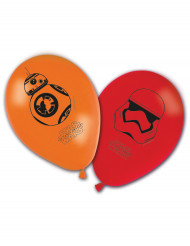 8 Globos Star Wars VII™