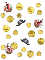 Confetis 3 modelos Pirata