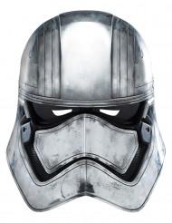 Máscara cartón plana Capitán Phasma Star Wars VII- El despertar de la Fuerza™