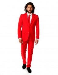 Traje Sr. Rojo endemoniado hombre Opposuits™