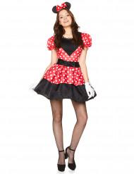 Disfraz de Miss Mouse mujer