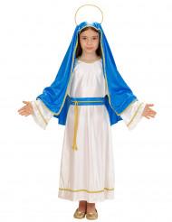 Disfraz Virgen María niña Navidad