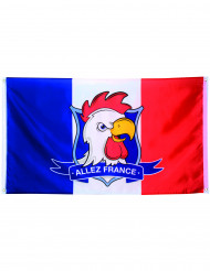 Bandera hincha Allez France 90x150 cm