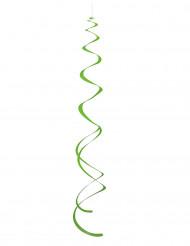 8 Espirales verdes