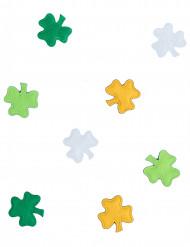 Confetis de fieltro San Patricio