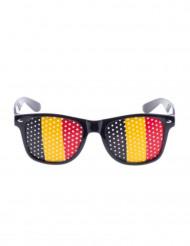 Gafas bandera Bélgica