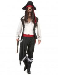 Disfraz de pirata para adulto
