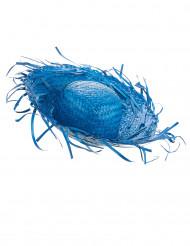 Sombrero Hawái azul adulto