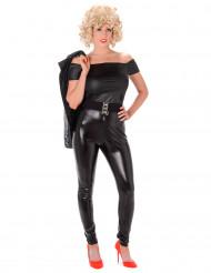 Disfraz años 50 rock mujer