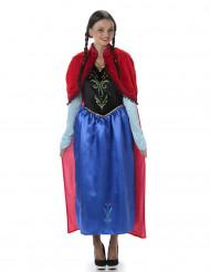 Disfraz de princesa del hielo mujer