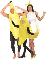 Disfraz de familia banana