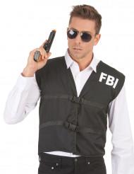 Chaleco FBI adulto