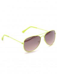 Gafas aviador verde adulto