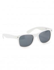 Gafas blues blancas adulto