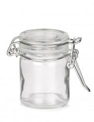 Mini frasco de vidrio 6 cm