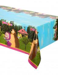 Mantel de plástico Masha y el Oso™