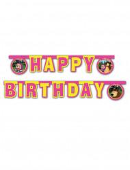 Guirnalda articulada Happy Birthday Masha y el Oso™ 2 m