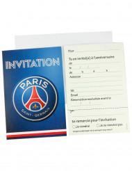 6 Tarjetas de invitación con sobres PSG™