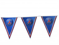 Guirnalda de banderines PSG™ 270 cm