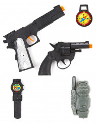 Kit accesorios militares para niños