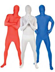 Disfraz de grupo segunda piel tricolor