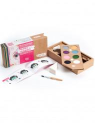 Kit maquillaje 8 colores Mundo encantado BIO Namaki Cosmetics ©