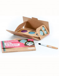 Kit maquillaje 3 colores hada y sirena BIO Namaki Cosmetics ©
