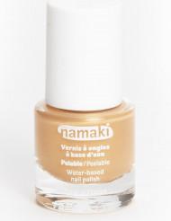 Pintaúñas base acuosa dorado 7,5 ml Namaki Cosmetics ©