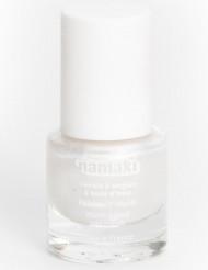 Pintaúñas base acuosa blanco nacarado 7,5 ml Namaki Cosmetics ©