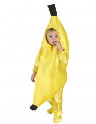 Disfraz de plátano niño