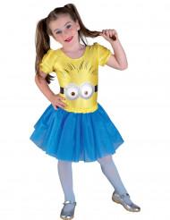 Disfraz minion para niña