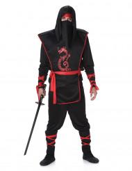 Disfraz de ninja hombre