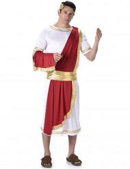 Disfraz de emperador romano hombre