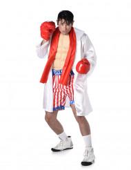 Disfraz de campeón de boxeo hombre