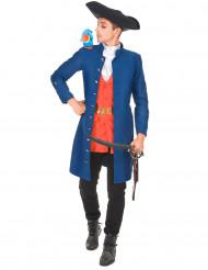 Disfraz de pirata capitán hombre