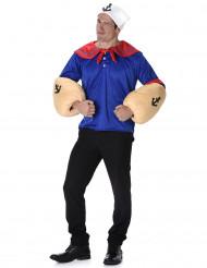 Disfraz de marinero musculoso hombre