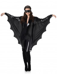 Disfraz de murciélago sexy mujer Halloween