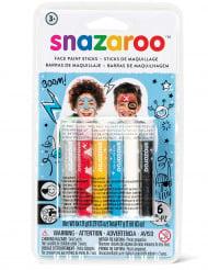 6 Barras de maquillaje Snazaroo™ Carnaval