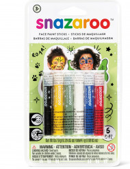 6 Barras de maquillaje mixto Snazaroo™