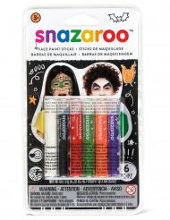 6 Barras de maquillaje mixto Snazaroo™ Halloween
