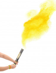 Cañón de polvo amarillo 40 cm