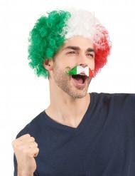 Bigote hincha Italia adulto