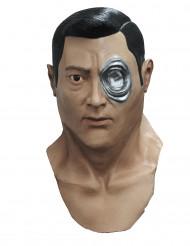 Máscara cyborg T-1000 Terminator® Génesis™