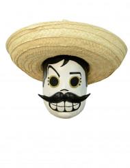 Máscara del Día de los muertos Calaveritas™ Halloween