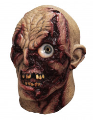 Máscara integral animada zombie ojo adulto