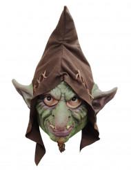 Máscara duende integral adulto Halloween