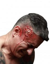 Herida falsa cráneo fracturado adulto Halloween